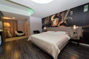 Unic Hotel KK Deluxe King Room
