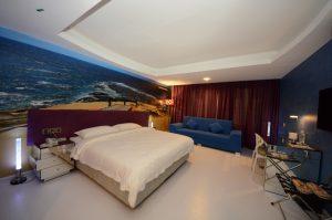 Unic Hotel KK Grand Deluxe Room